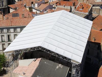 Tijdelijke daken plettac assco